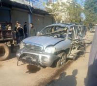 قتيل وجرحى بانفجار سيارة في حلب