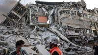 البيت الأبيض: نعمل على سلام دائم في غزة