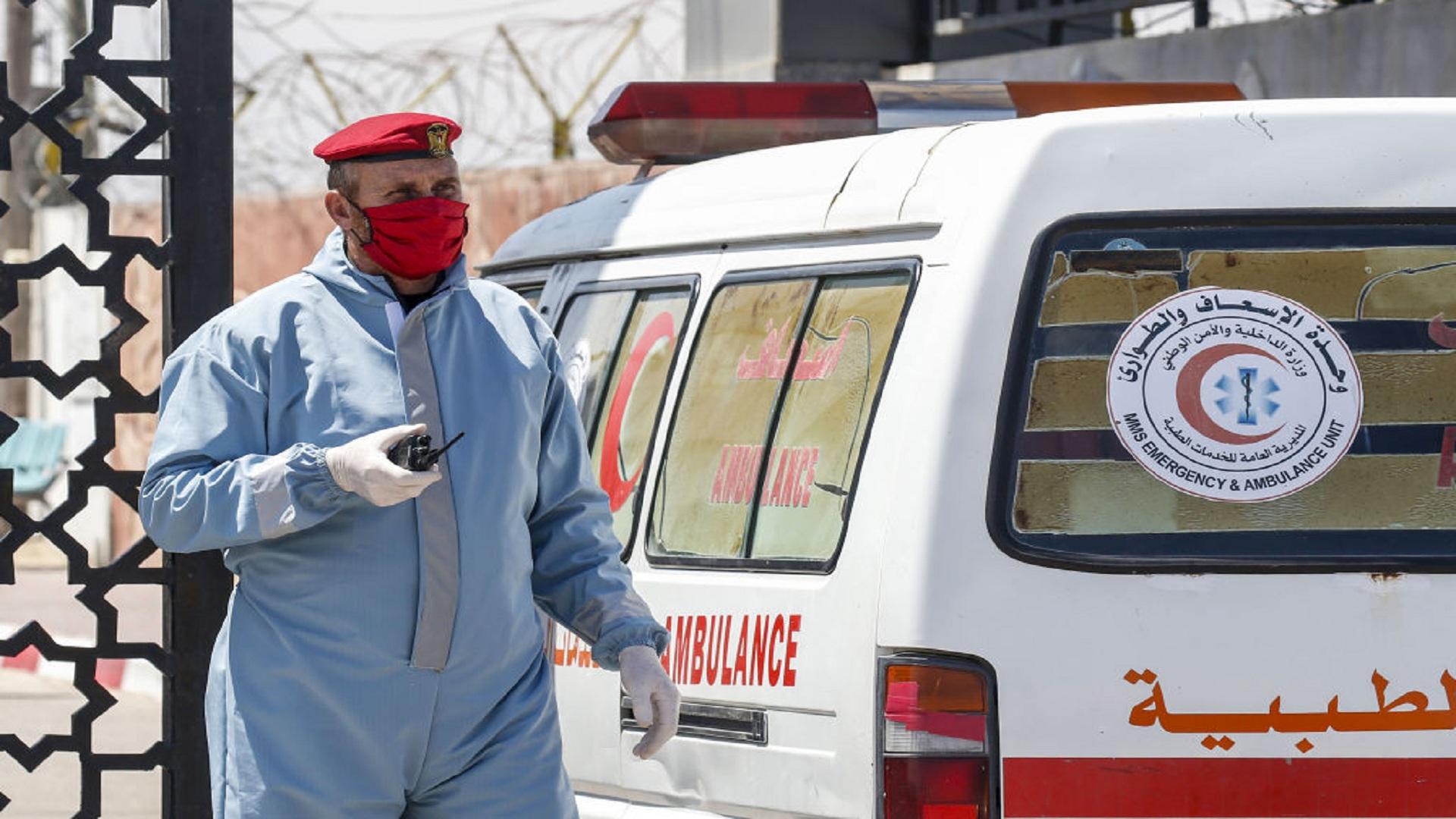 31 وفاة و2288 إصابة كورونا جديدة في فلسطين
