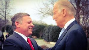 لقاء (الملك – بايدن) دور أردني محوري بقضايا المنطقة وثقل هاشمي يحترمه العالم فـي خدمة الأمة