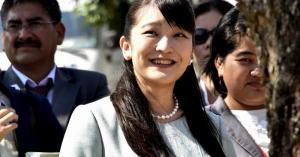 أميرة يابانية تحتفل بآخر عيد ميلاد إمبراطوري لها