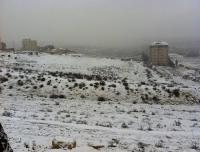ارتفاع المناطق في الأردن  ..  هل ستصلك الثلوج ؟