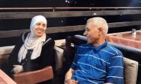 العرموطي يستذكر زوجته بكلمات مؤثرة