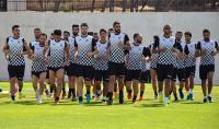 فحص كورونا للاعبي المنتخب الوطني للقدم استعدادا لمعسكر دبي