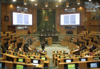 تعديل بالاجراءات خلال الجلسة الافتتاحية لمجلس النواب