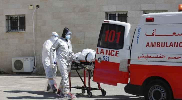 18 حالة وفاة و2311 اصابة جديدة بكورونا في فلسطين