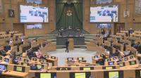رفض منح رئيس ديوان المحاسبة رتبة وزير