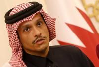 وزير الخارجية القطري يصل مصر