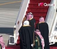المصالحة الخليجية تتصدر بالأردن ..  وعناق بن سلمان لتميم يلفت الانظار