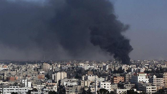 30 شهيدا بينهم 10 أطفال نتيجة العدوان الإسرائيلي على غزة