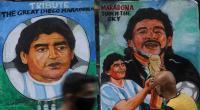 تكريم مارادونا في استئناف الدوري الأرجنتيني
