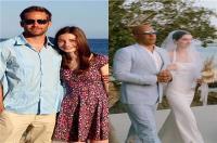 وفاء الأصدقاء ..  فان ديزل «عراب» ابنة بول ووكر في زفافها