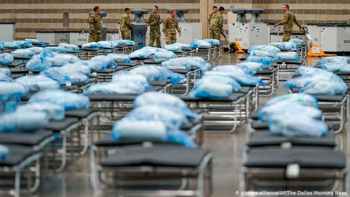 كورونا عالميا : 2.6 مليون حالة وفاة