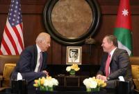 رسائل أردنية للدفع بحل الدولتين