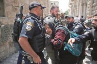 """الصفدي: على """"إسرائيل"""" وقف إجراءات تقوض السلام"""