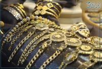 37.7 دينارا سعر غرام الذهب عيار 21 في السوق المحلية