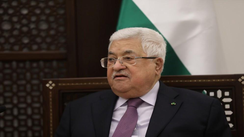 عباس يدعو العالم لوقف عدوان الاحتلال