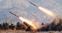 إطلاق صواريخ من لبنان باتجاه الجليل