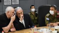 نتنياهو: سنزيد من شدة الهجمات ضد غزة