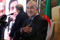 لأول مرة منذ 2012 ..  الرئيس الجزائري يفتتح السنة القضائية