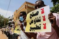 وفد من الاحتلال يزور الخرطوم لبحث التعاون