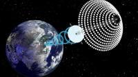 الصين تفاجئ العالم ..  توليد الكهرباء في الفضاء وإرسالها للأرض