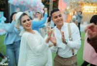 """العروس """"حامل"""" ..  حفل يثير ضجة في مصر - فيديو"""