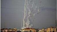 القسام تعلن استهداف أسدود وعسقلان المحتلتين بـ 137 صاروخا