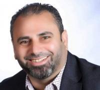 وفاة نقيب اصحاب محلات الافراح والمناسبات