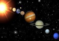 إعلان توقيت التدمير الشامل للنظام الشمسي