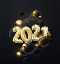 تفاعل وامنيات مع العام الجديد  ..  ونشطاء يدعون للخلاص من كورونا
