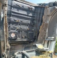 ضبط 150 الف حبة مخدرة أخفيت داخل مركبة شحن