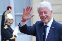 بيل كلينتون يغادر المستشفى
