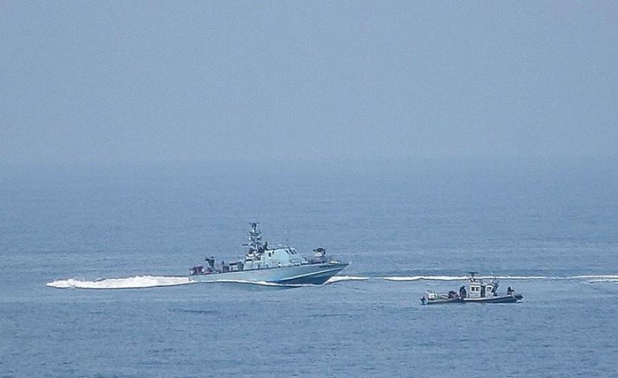 الاحتلال يطلق النار على مراكب الصيادين في غزة