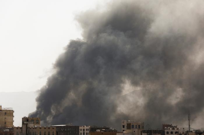 اليمن: 96 قتيلا في مواجهات قرب مأرب