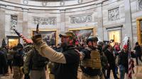 مؤامرة لاختراق مبنى الكابيتول عقب تهديدات بتفجيره