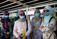 إندونيسيا تسجل 124 وفاة جديدة بفيروس كورونا