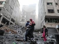 26 شهيداً في غزة جراء العدوان الإسرائيلي