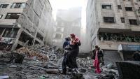 ارتفاع حصيلة العدوان على غزة إلى 122 شهيدا