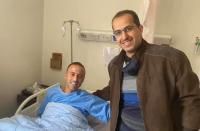 الروابدة يتمنى استكمال علاجه في قطر