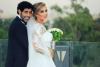 رغم الطلاق  ..  محمد حداقي ما زال يحب سيدرا وصداقة تجمهما