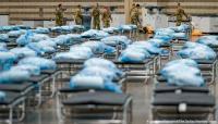 وفيات كورونا في امريكا اكثر من القتلى العسكريين في الحرب العالمية الثانية