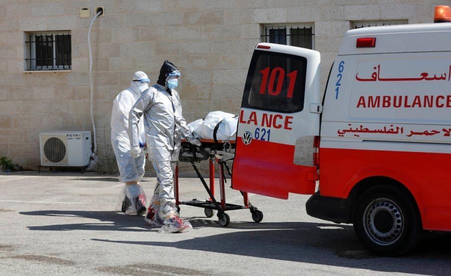 3 وفيات 1788 إصابة جديدة بكورونا في فلسطين