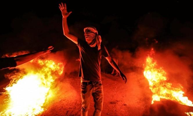إصابة 5 فلسطينيين برصاص الاحتلال في غزة