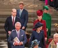 الأمير هاري سعيد رغم انفصاله عن العائلة المالكة