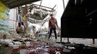 أكثر من 30 قتيلا وجريحا بانفجارين وسط بغداد