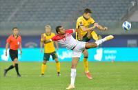 النشامى يودع تصفيات كأس العالم بعد الخسارة امام استراليا