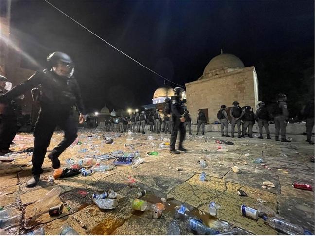 الأردن يدين اقتحام الأقصى والاعتداء الهمجي على المصلين