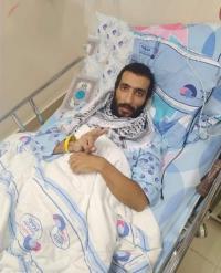 101 يوم على إضراب الأسير كايد الفسفوس