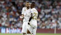 كيف تقابل بنزيما مع فينيسيوس في مران ريال مدريد؟